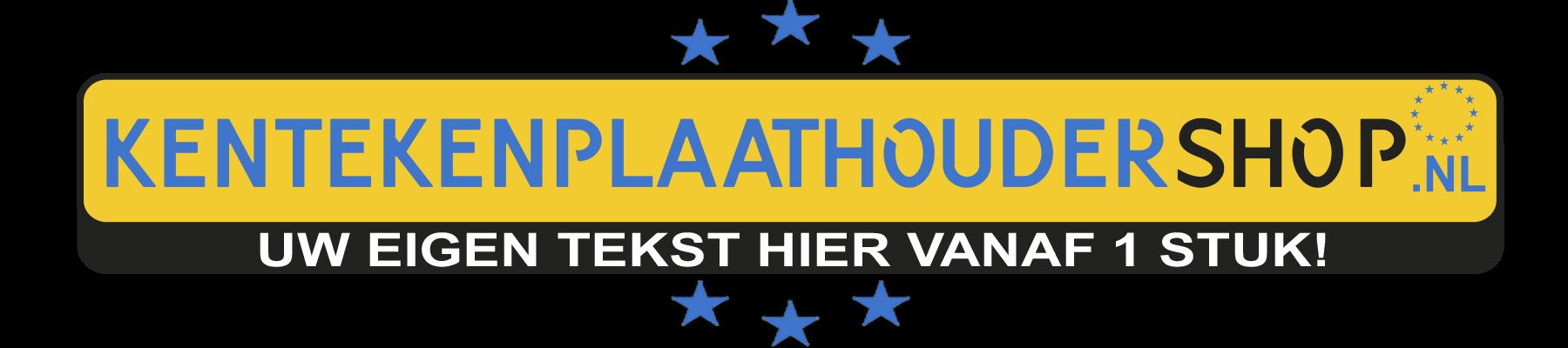 Kentekenplaathoudershop.nl